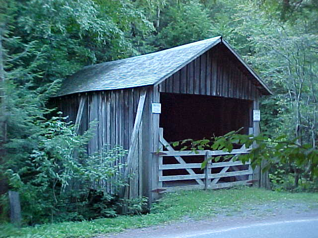 Forge New York State Covered Bridge Society
