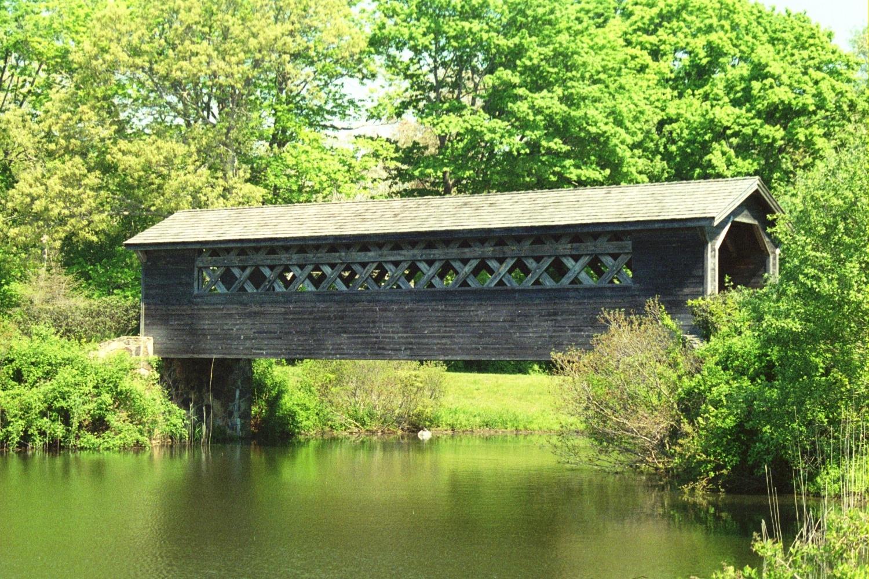 Ludlow Greens New York State Covered Bridge Society